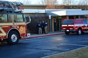 UPDATED: PV Police and Fire Department Respond to Chemical Reaction