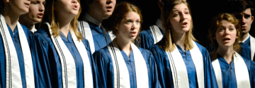 Choraliers and Chamber Choir to Perform in District Festival
