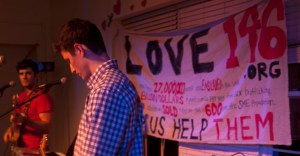 Coalition Hosts Love 146 Concert