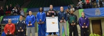 East Alumn Wins NCAA II National Championship