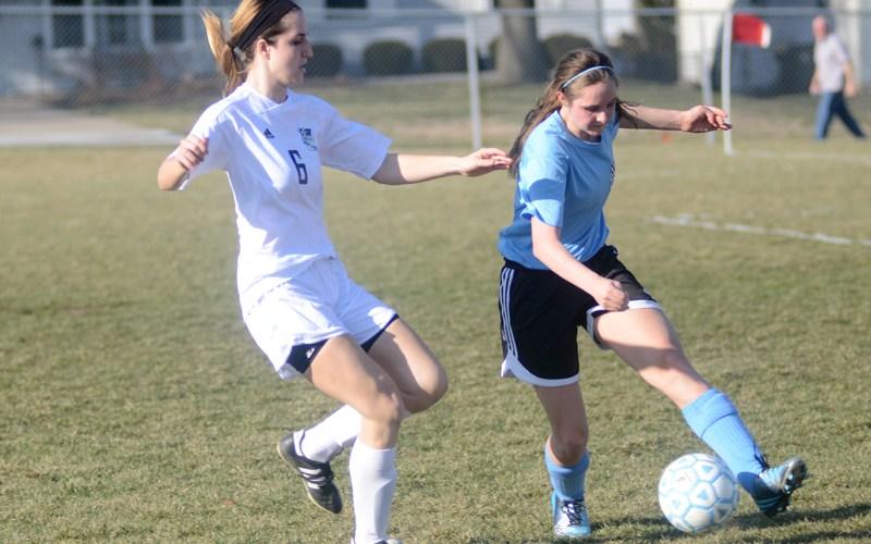 Live Broadcast: Girls' Soccer vs. Lawrence