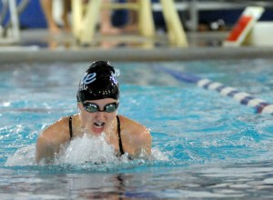 Varsity Girls Swim, Dive Rosters Announced
