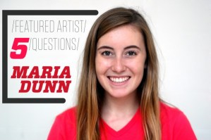 Featured Artist: Maria Dunn