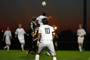 Recap and Gallery: Boys' Soccer vs. Blue Valley Northwest