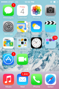 Review: iOS7 Fails To Impress