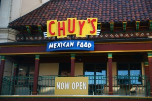 """New Mexican Restaurant """"Chuys"""""""