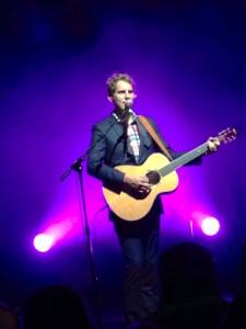 Podcast: Katie and Caroline on the Ben Rector Concert