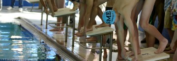 Swim, Dive Team Wins League