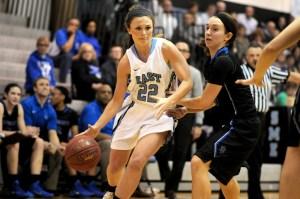Gallery: Girls' Basketball vs. Leavenworth