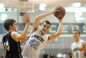 Package: Boys' Basketball vs. Blue Valley High