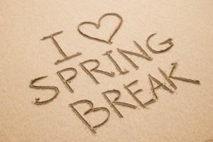 Podcast: East Spring Break Plans