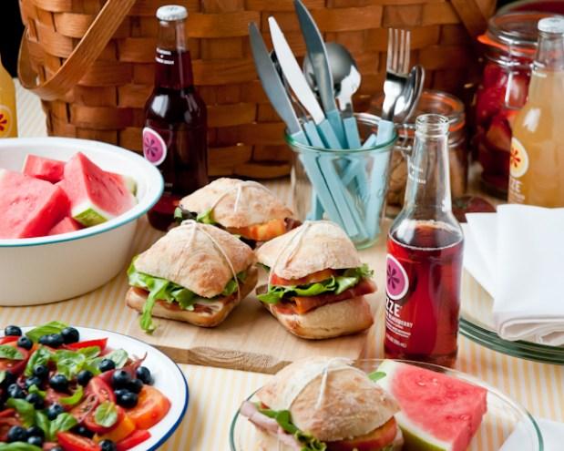 picnic ham-sandwiches