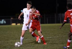 Video Recap and Gallery: Boys' Soccer vs. Lawrence