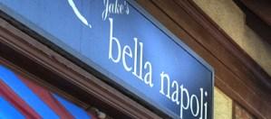 Traditional Italian at Bella Napoli