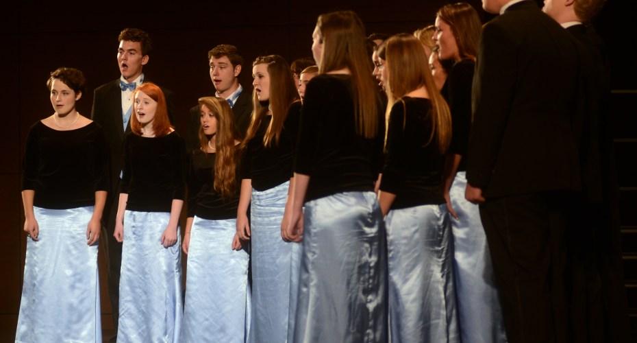 Live Broadcast: Winter Choir Concert 2015