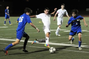 Recap: Boys' Soccer vs. Blue Valley Northwest