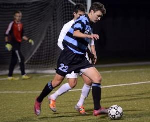 Gallery: Varsity Soccer vs. Olathe Northwest