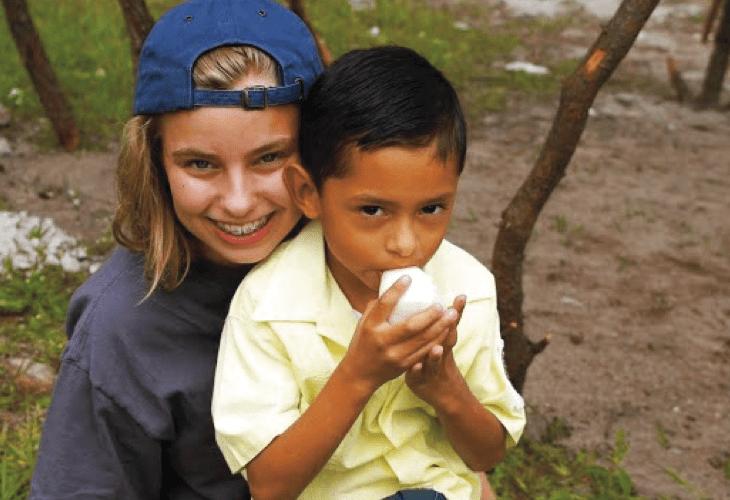 Helping Honduras