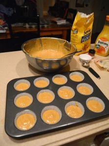 Two Girls, One Craft: Pumpkin Cupcakes