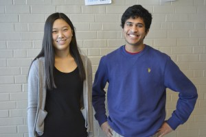Two Students Nominated for Presidential Scholarship