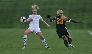 Live Broadcast: Girl's Varsity Soccer vs. Olathe Northwest