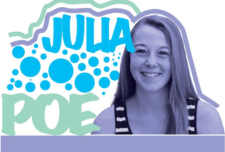 Senior Column: Julia Poe