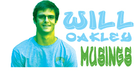 Musings: Will Oakley