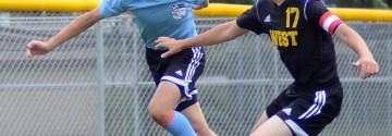 Gallery: Boys' C-Team Soccer vs. Shawnee Mission West