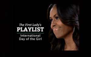 Review: The First Lady's 'girl power' Playlist