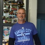 """My night started off sad because I am a Green Bay Packers fan, and the Royals were loosing and the Packers were loosing,"" said social studies teacher Ronald Stallard. ""The Packers lost, so I was really mad but then the Royals came back and I had a great night."""