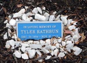 Eastipedia: Updated Tyler Rathbun Memorial