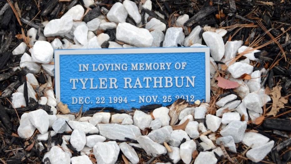 Eastipedia: Updated Tyler Rathbun Memorial