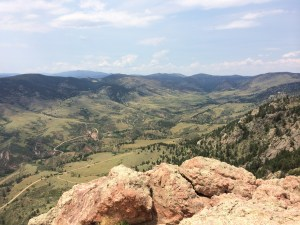August - Little Rock, Horsetooth, California with Yena 046