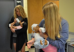 Child Development Class Teaches Life Lessons