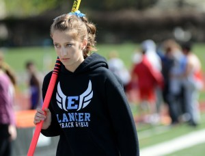Gallery: JV track meet at Shawnee Mission Northwest