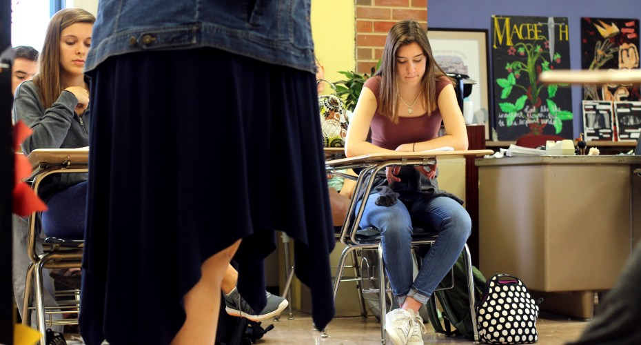 Gallery: Sophomore English Poetry Unit