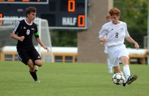 Boys' Soccer Wins KA-MO Tournament
