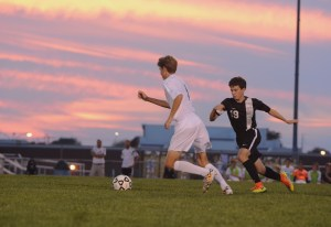 Live Broadcast: Boy's Soccer vs. Olathe East