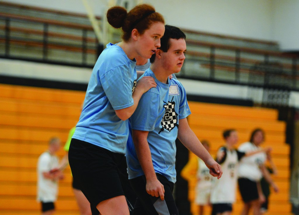 Libby and Jack Special Olympics