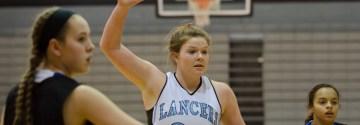 Gallery: Sophomore Girls Basketball vs. Olathe Northwest