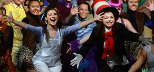 Blue Couch Session: Seussical Cast