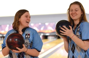 Seniors Continue Friendship Through Bowling