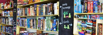 Pawn And Pint: Board Game Café