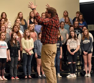 Choraliers Plan to go on Trip to Italy