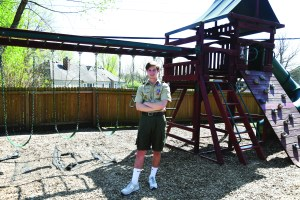 Seniors Earn Eagle Scout Rank