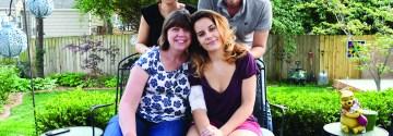 Student's Illness Creates Bond with Teacher