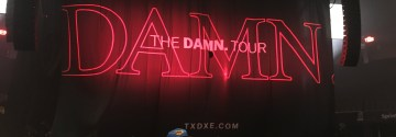 Kendrick Lamar DAMN. Tour Review