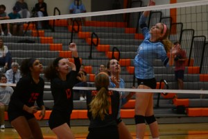 Gallery: Varsity Volleyball vs Northwest