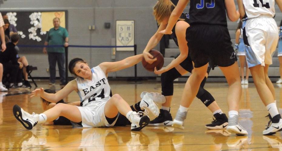 Gallery: Girls JV Basketball vs. ONW