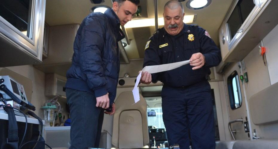 Gallery: CPR Ambulance Trip